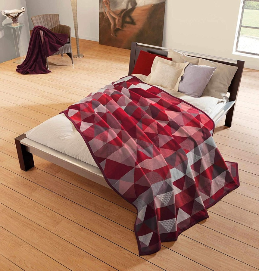 Bocasa Thermosoft Diamond Red