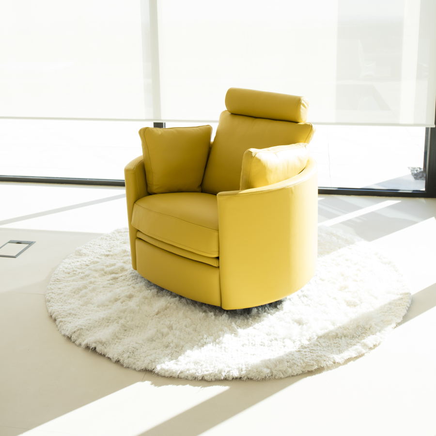 Fama Moon Chair & Fama Moon Chair - Madden Furniture