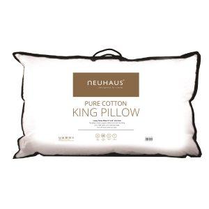NEUHAUS King extra Long Pillow