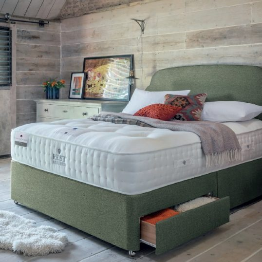BRITISH WOOL COLLECTION – Bronte DIVAN BED