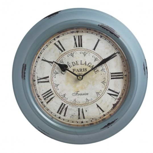 Cafe Paris clock_Madden Furniture