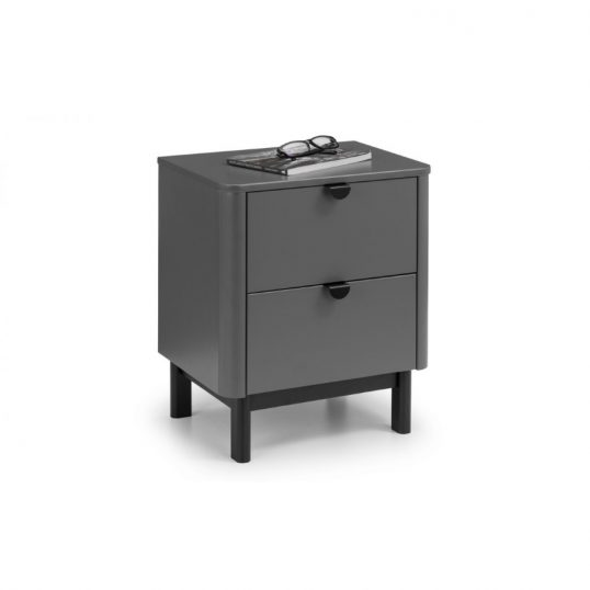 Chloe 2 Drawer Bedside