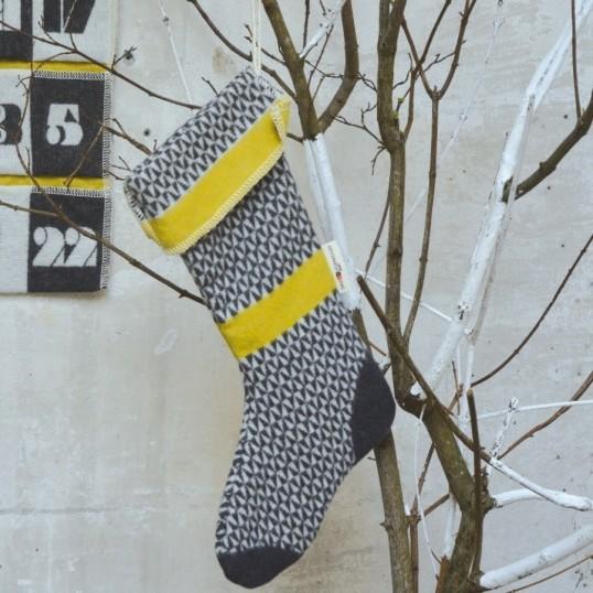 Chrismas Stockings Triangles