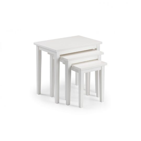 Cleo Nest of Tables – White