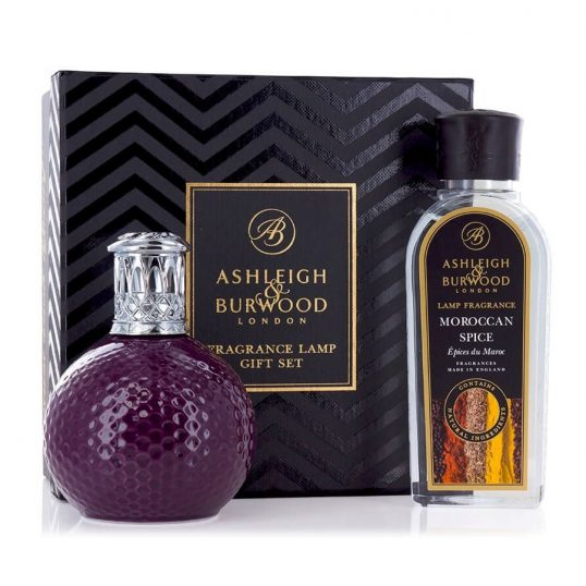 FRAGRANCE LAMP GIFT SET – DAMSON IN DISTRESS & MOROCCAN SPICE