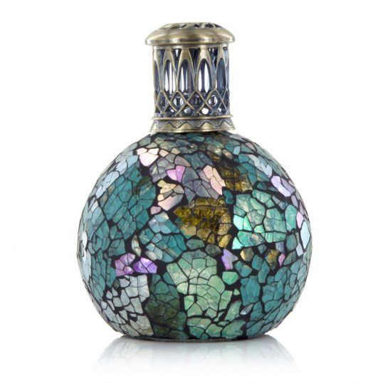 FRAGRANCE LAMP SMALL – PEACOCK FEATHER
