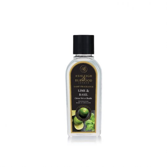 LAMP FRAGRANCE – LIME & BASIL 250ML