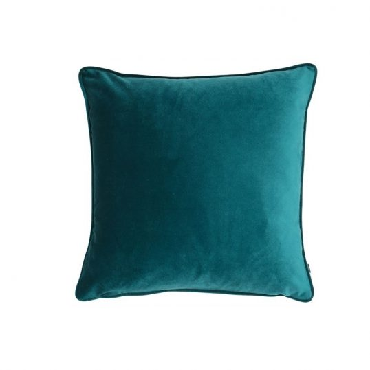 Luxe Teal Cushion