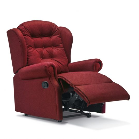 Lynton Fabric Recliner