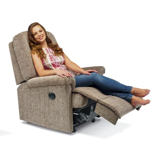 Milburn Fabric Recliner