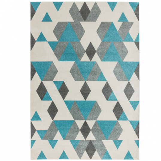 Pyramid Blue 120 x 170
