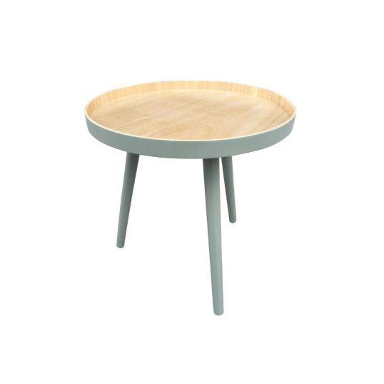 Retro Side Table Green