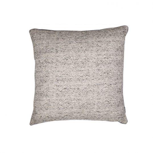 Ripple Charcoal Cushion