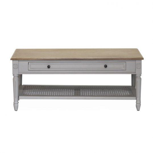 Rowan Coffee Table – Grey