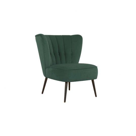 Selma Accent Chair – Green