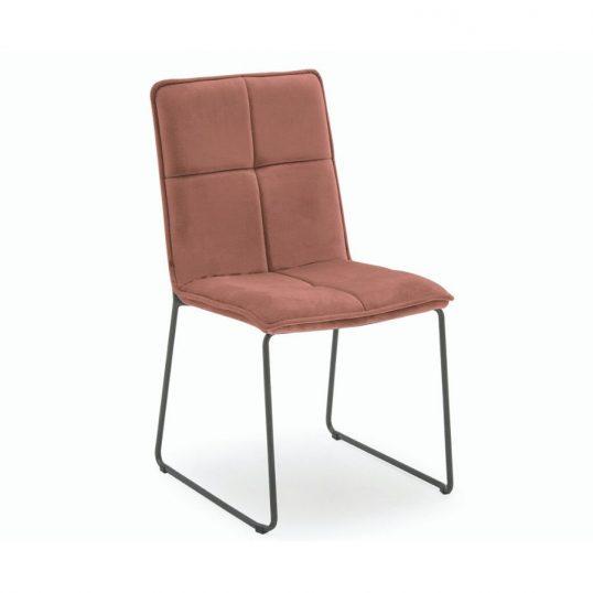 Soren Dining Chair – Blush