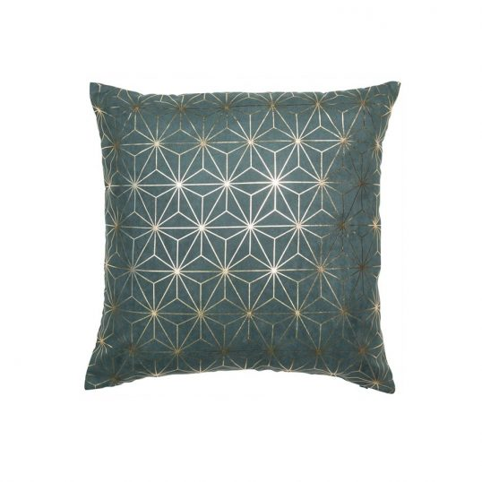 Starlight Teal Cushion