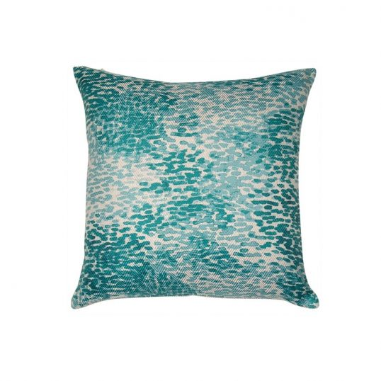 Tanvi Teal Cushion