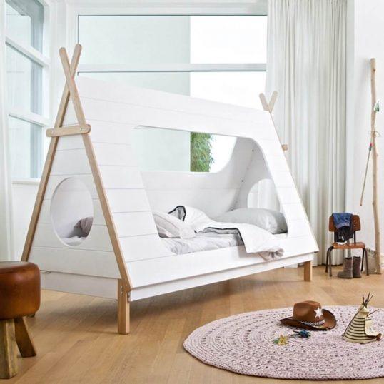Tipi-Cabin-Bed