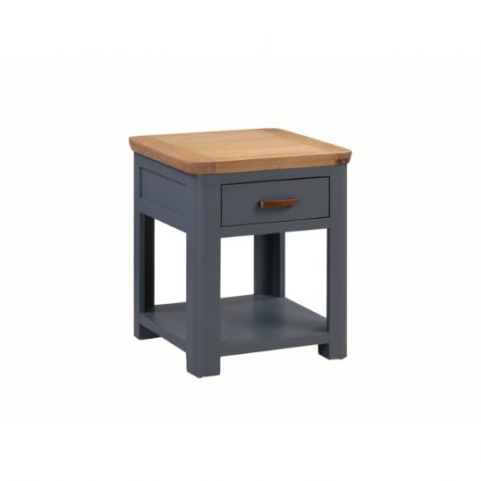 Treviblue End Table with Drawer
