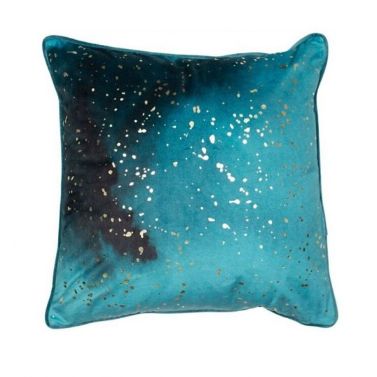 Mineral Teal Cushion
