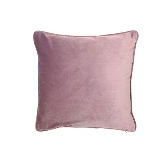 Velvet Luxe Cushion Amethyst