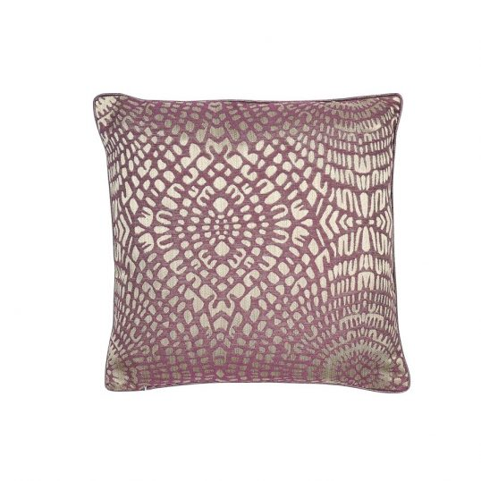 Zora Purple Cushion